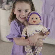 Silver Cross Susie® Interactive Doll