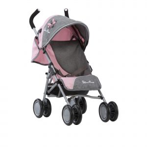 Silver Cross Pop Dolls Pushchair in Vintage Pink