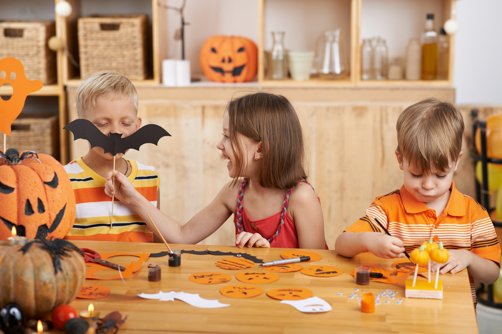 5 Great Ideas For A Toddler Friendly Halloween Party At Home