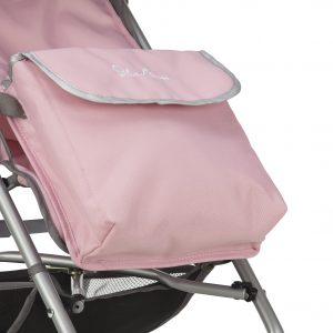 Silver Cross Pop Universal Dolls Pushchair Accessory Pack in Vintage Pink