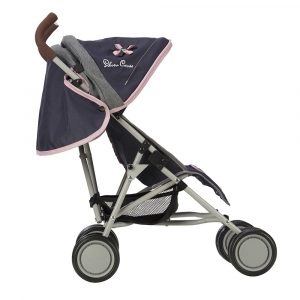 Silver Cross Pop Dolls Pushchair in Vintage Blue