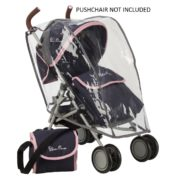 Silver Cross Pop Universal Dolls Pushchair Accessory Pack in Vintage Blue